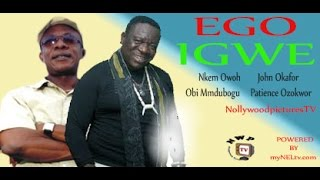Ego Igwe Nigerian Movie (Part 1) - Osuofia, Mr Ibu, and Mama G