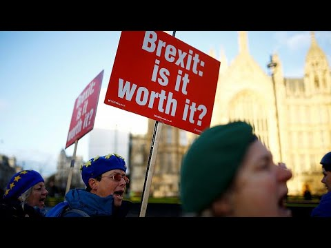 Brexit: Ικανοποιητικές απαντήσεις για το μέλλον τους ζητούν οι πολίτες…