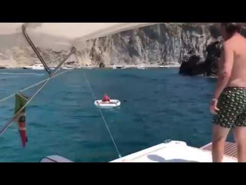 Boniek versus Totti, sfida in mare tra titani!