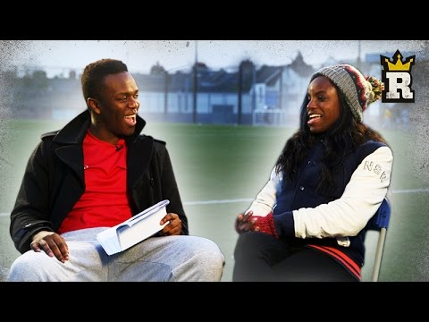 meets - Next video: https://www.youtube.com/watch?v=IUFV_SeE8G8&list=UUaMaKqlQl3XrQNh5Fysf0rQ&spfreload=10 KSI meets England and Chelsea FC Ladies Striker Eniola Aluko to get some tips on ...