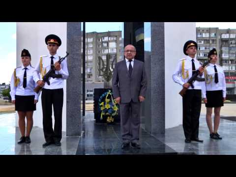 Вітання голови облдержадміністрації Володимира Гунчика з Днем Незалежності України