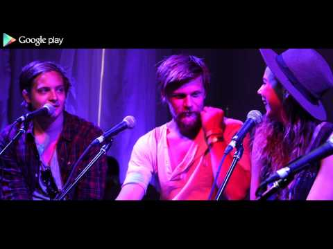 Google Play Presents: Of Monsters and Men Interview At Lollapalooza