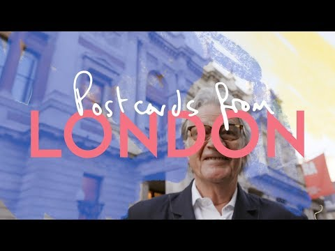 Paul Smith | Postcards From London