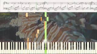 Спокойствие - Tuukka Jokilehto (Ноты и Видеоурок для фортепиано) (piano cover)