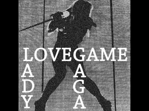 Lady Gaga – LoveGame (Official Instrumental)