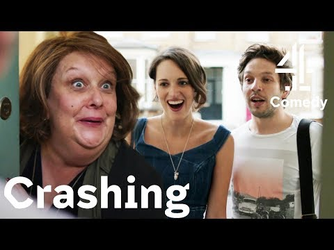 Asking an Old Friend for Money (with Kathy Burke) | Comedy with Phoebe Waller-Bridge | Crashing