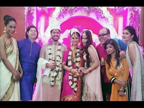 Rahul Mahajan's Ex wife Dimpy Ganguly Ties The K