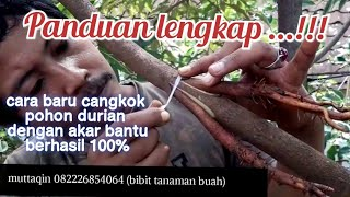 Video Cara buat TABULAMPOT DURIAN, agar pohon durian cepat berbuah~ cara cangkok susu durian~ MP3, 3GP, MP4, WEBM, AVI, FLV November 2018