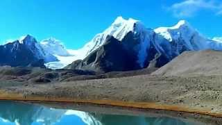 Lachen India  City new picture : Gurudongmar Lake in Sikkim, India HD(full video) গুরুদংমার লেক