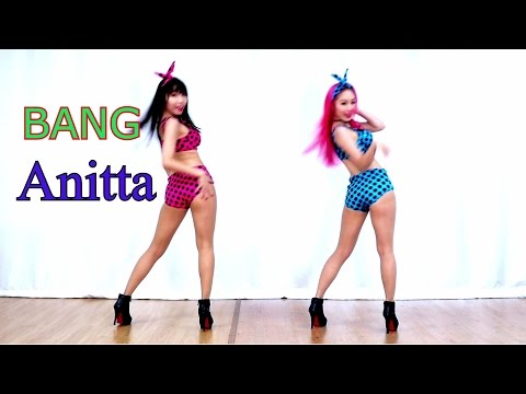 Sexy Bunny Duo Dance To Anitta's Booty Song 'Bang'