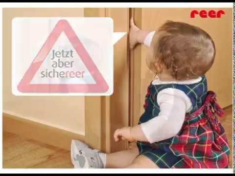 Vorschau: Mitwachsender Fingerklemmschutz für alle Türen