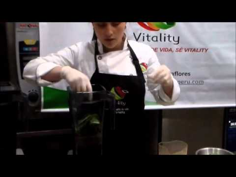 Vitality Peru - Licuado Verde
