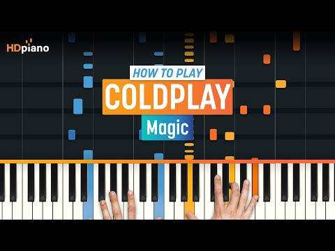 Magic - Coldplay video tutorial preview