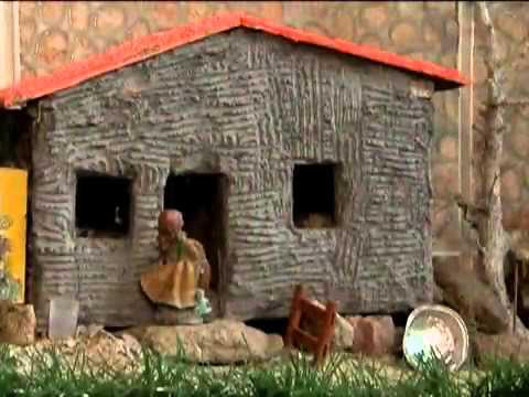 Presépio de Itabirito é destaque na Globo