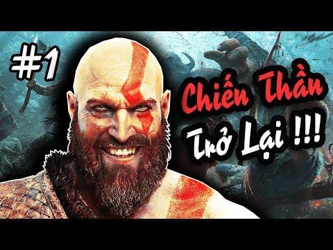 GOD OF WAR 4 #1: THẦN CHIẾN TRANH KRATOS TRỞ LẠI !!!! (видео)