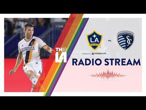 Video: LIVE RADIO: LA Galaxy vs. Sporting Kansas City | June 24, 2017