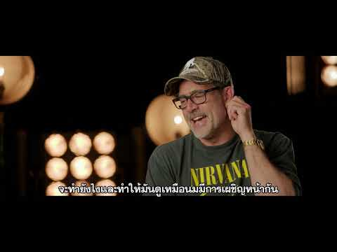 Rampage - Jeffrey Dean Morgan Interview (ซับไทย)