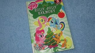 A Read Out Loud Book: My Little Pony ~ Holly, Jolly Harmony (Christmas Special)
