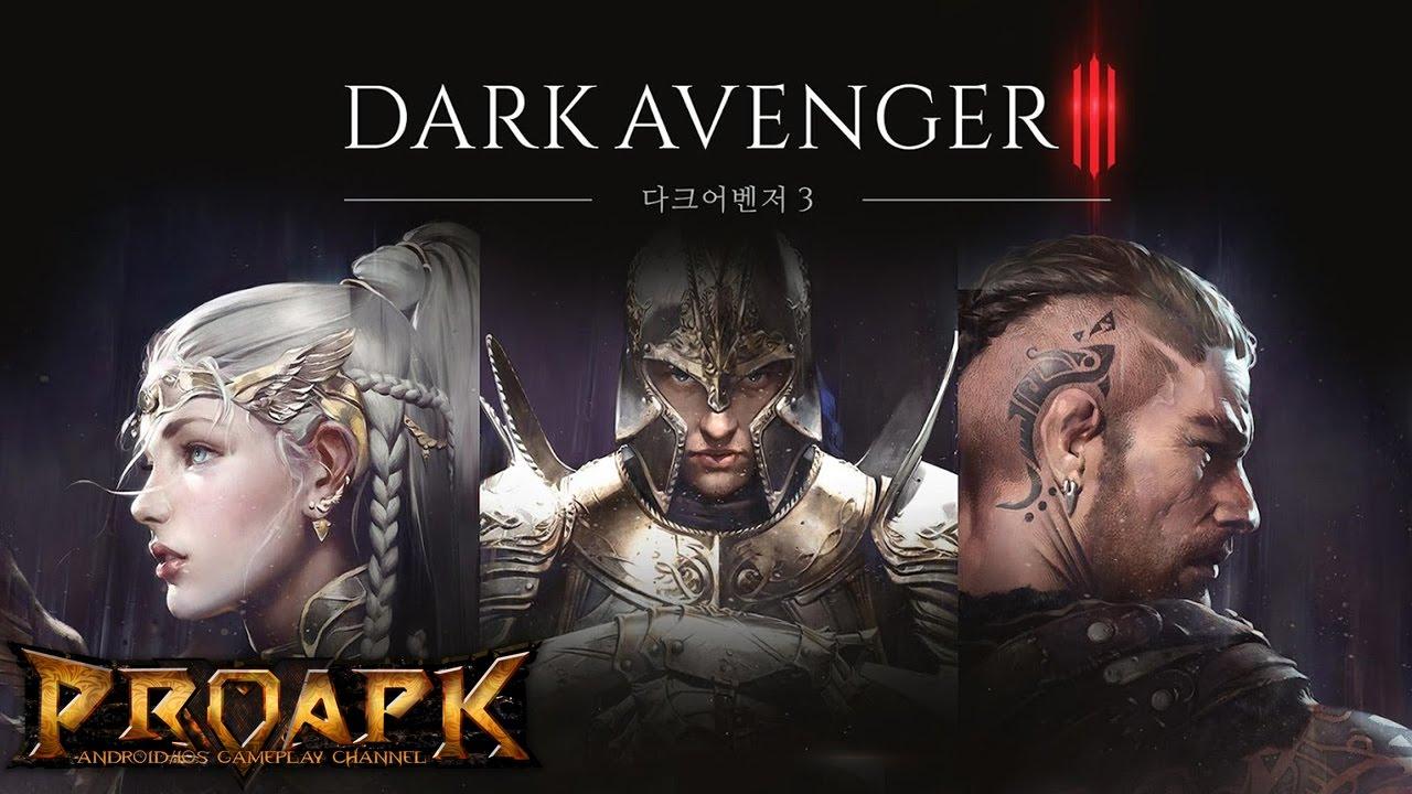Dark Avenger 3 - 다크어벤저3 CBT