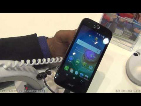 Acer Liquid Z330 Hands on Overview, Camera and Features
