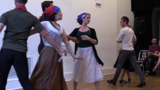 Decadence song video at The Choreography Lab (Season 3) on July 12, 2016.