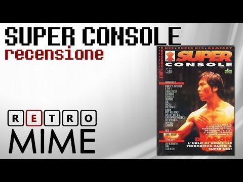 RetroMime - Analisi Rivista Super Console