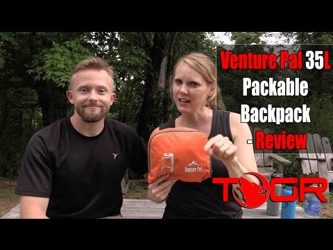 Inexpensive Day Pack! - Venture Pal 35L Packable Backpack - Review