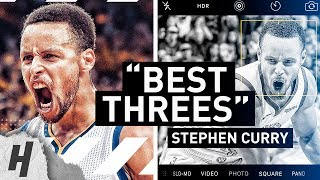 Video Stephen Curry's AMAZING & CRAZIEST 3 Pointers YOU'VE EVER SEEN! MP3, 3GP, MP4, WEBM, AVI, FLV September 2019