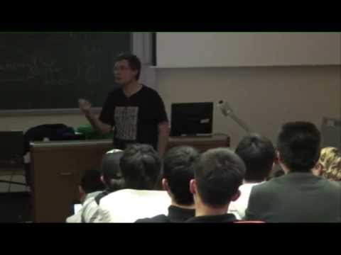 Vortrag 2: Datenstrukturen und Algorithmen - Richard Buckland