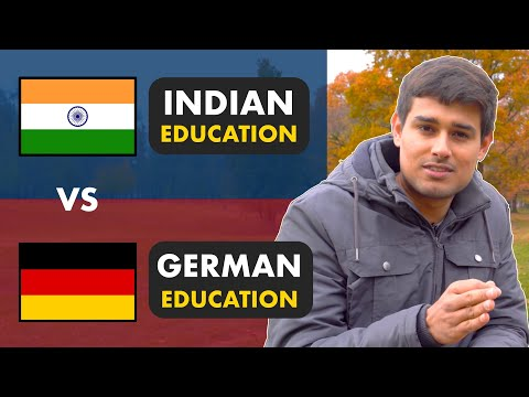 India vs Germany  Education System Analysis by Dhruv Rathee