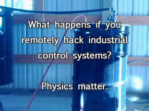 Industrieroboter mit Sicherheitslücken
