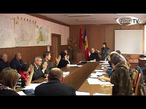 Sedința a Consiliului orașenesc Florești din 07 12 2017
