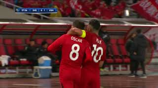 Video Shanghai SIPG 2-2 Ulsan Hyundai (AFC Champions League 2018: Group Stage) MP3, 3GP, MP4, WEBM, AVI, FLV November 2018
