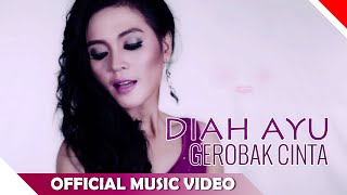 Diah Ayu - Gerobak Cinta - Official Music Video - NAGASWARA