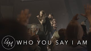Who You Say I Am - Hillsong Worship | Elevate Life Music