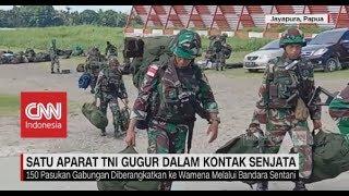 Video Satu Aparat TNI Gugur Dalam Kontak Senjata di Papua MP3, 3GP, MP4, WEBM, AVI, FLV Maret 2019