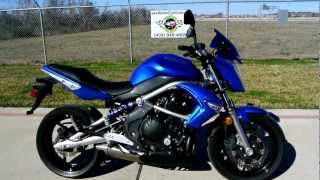 10. 2009 Kawasaki ER6N: Overview and Review