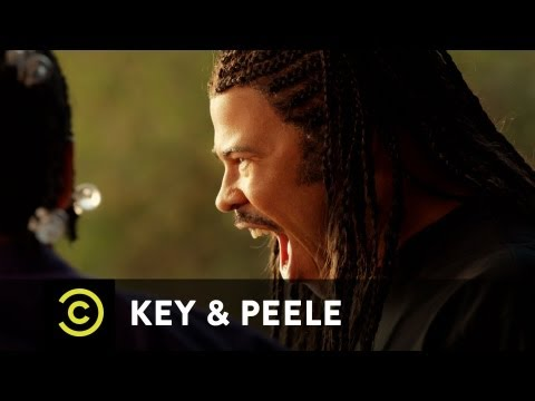 Key & Peele – Rap Battle Hype Man