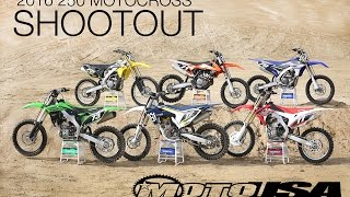 7. 2016 250 Motocross Shootout - MotoUSA