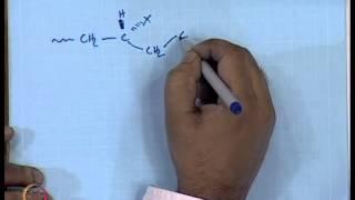 Mod-01 Lec-23 Polymer Stereochemistry and Coordination Polymerization