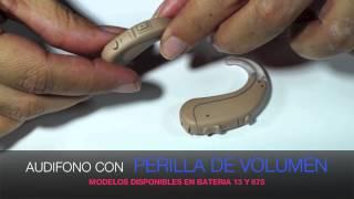 DIREFENTES TIPOS DE CONTROLES DE VOLUMEN