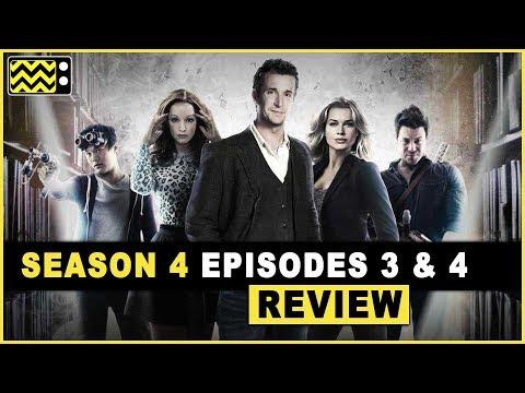 The Librarians Season 4 Episodes 3 & 4 Review & Reaction   AfterBuzz TV