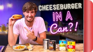 CANNED FOOD | Taste Tests & Chef Hacks Vol. 2 by SORTEDfood