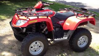 4. 2006 Arctic Cat V2 650