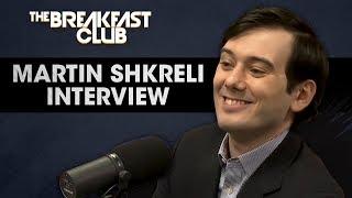 Video Martin Shkreli Interview at The Breakfast Club Power 105.1 (02/03/2016) MP3, 3GP, MP4, WEBM, AVI, FLV Juli 2018