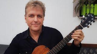 """Video Akustická kytara -  Jiří """"Jura Ricardo""""  Blecha  -  flamenco gui"""