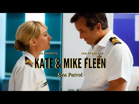 KATE & MIKE FLEEN LEUR HISTOIRE (ordre chronologique) - Sea Patrol