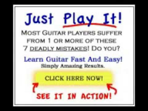 A Fast and Easy Way to Learn Guitar Online