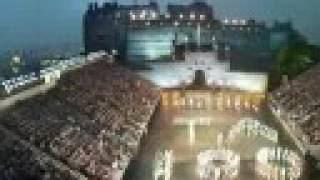 Edinburgh Military Tattoo time-lapse, 2008