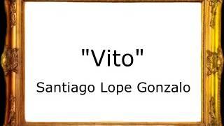 Download Lagu Vito - Santiago Lope Gonzalo [Pasodoble] Mp3